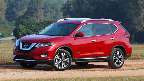 Nissan Rogue Hybrid by 2017 Nissan Rogue Hybrid Drive Efficiency At The