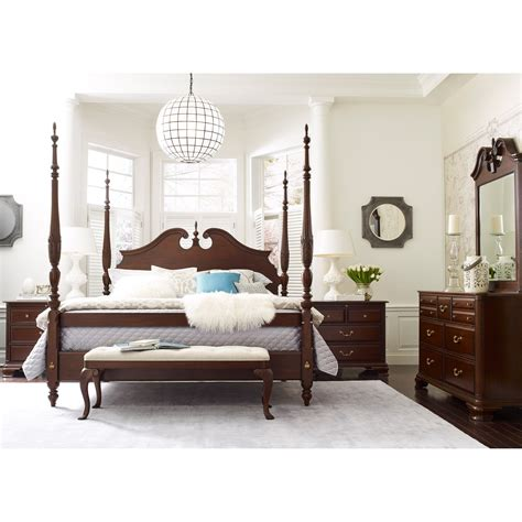 kincaid bedroom furniture kincaid furniture hadleigh queen bedroom group hudson s