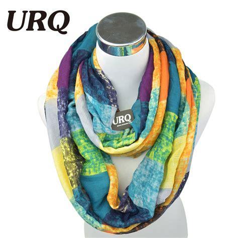 colorful infinity urq scarf sakosj