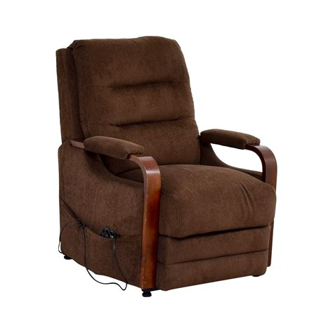 bobs furniture recliner chair remote recliner chairs pu leather full body massage