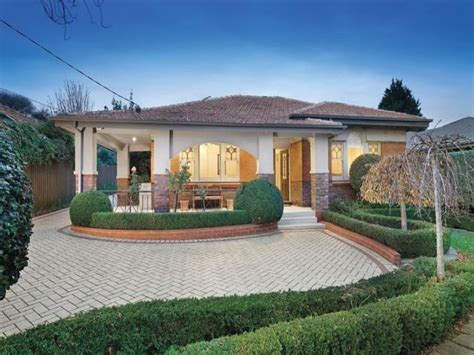 californian bungalow renovation ideas cool brick californian bungalow house exterior with porch
