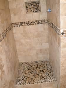 river rock bathroom ideas best 25 river rock shower ideas on rock