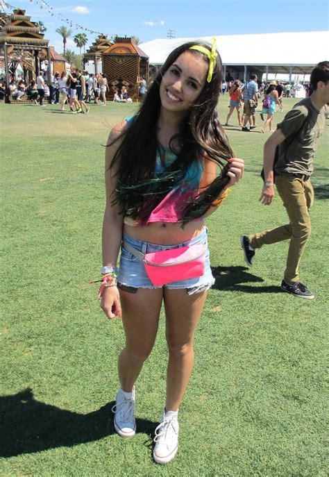 Ali C   American Apparel Fanny Pack, Forever 21 Tie Dye Shirt, Shorts Cut From Jeans, Converse