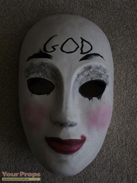 Masker Hello Naturgo Original 2 the purge anarchy god mask www imgkid the image kid has it