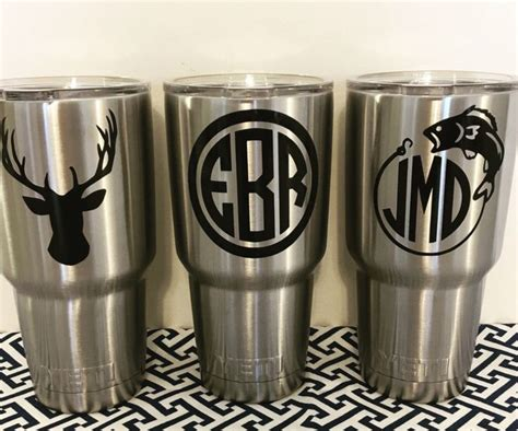 yeti pattern options 19 best yetti cups images on pinterest vinyl decals