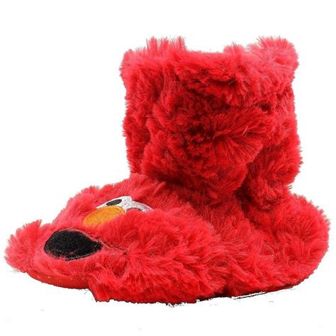 elmo house shoes elmo slippers 28 images favorite characters sesame elmo sock top slippers sesame