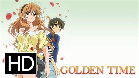 wallpaper anime golden time hd golden time official trailer