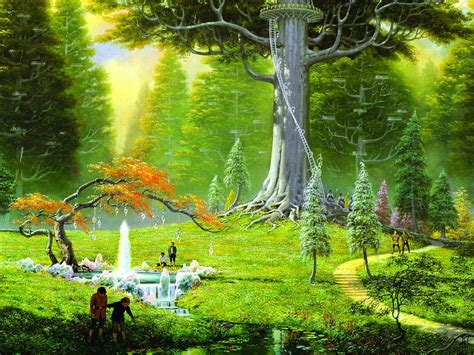 imagenes de paisajes fantasticos fondos infantiles imagui