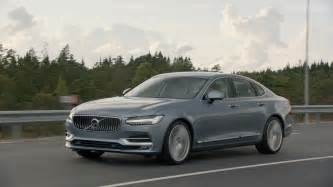 Volvo S90 2016 2016 Volvo S90 Driving