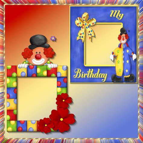 s birthday creative elegance designs birthday kit frames