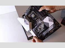 ASUS ROG STRIX Z390-I and PRIME Z390-A motherboards leaked ... M.2 Pcie X16
