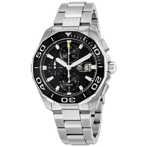 tag heuer tag heuer aquaracer chronograph automatic s