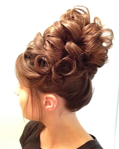 Pentecostal Hairstyles For Hair by Apostolic Updo Hairstyle Dose