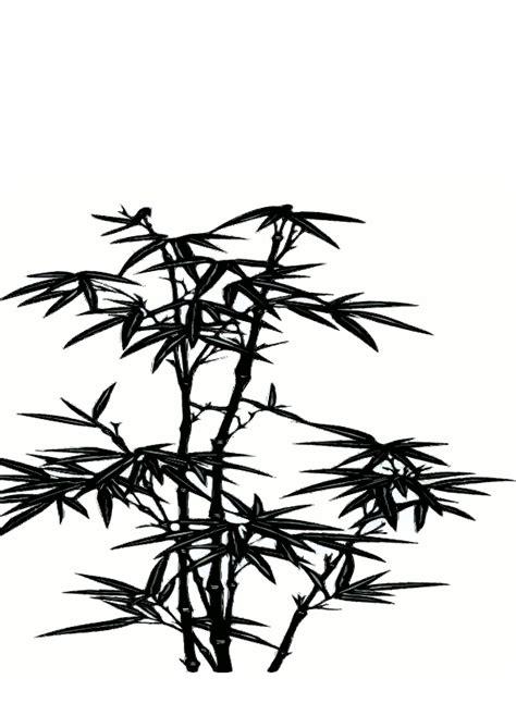 bamboo vector clipart best
