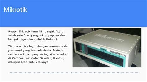 Jasa Setting Mikroitk Router Dll jasa setting hotspot menggunakan mikrotik di kendari sulawesi tenggara