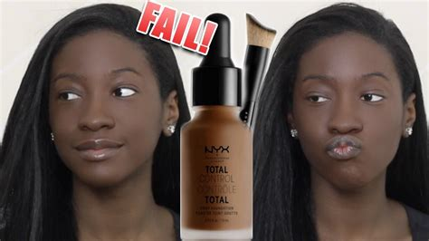 Nyx Total Drop foundation hunt 15 nyx total drop foundation