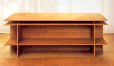 Donald Judd Desk by Simple Modern Furniture Build