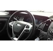 2013 Ford Taurus Ex Police Startup Engine &amp In Depth Tour