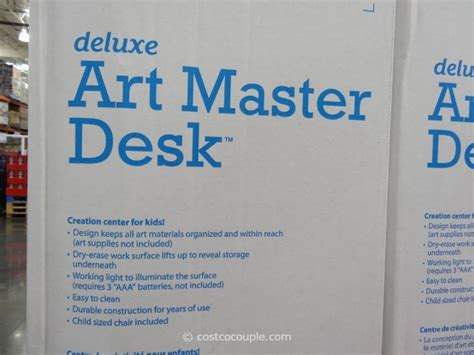 the step2 company deluxe master desk