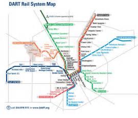 Dart Route Map by Dart Org Rider Insider Dart To Dfw