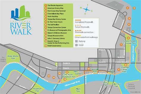 riverwalk map breaking ground