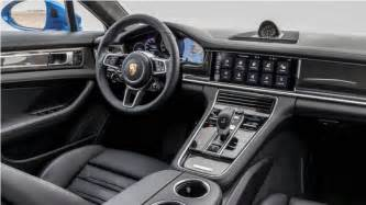 Porsche Cayenne Interior 2018 Porsche Cayenne Review On What To Expect From The
