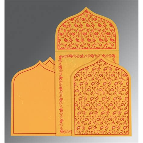 Wedding Card Ai by Islamic Wedding Cards Ai 8208c A2zweddingcards