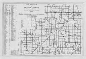 medina county map archive