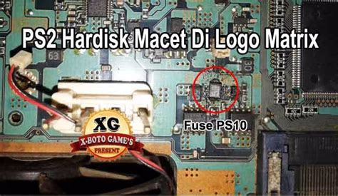 Nge Hardisk Ps2 ps2 hardisk hang di logo matrix 187 memperbaiki ps2