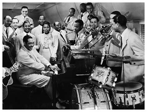 jazz swing era duke ellington muses it men the red list