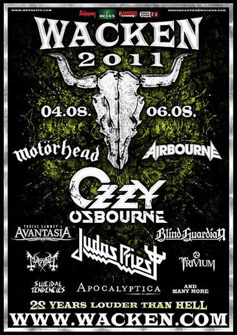Kaos Band Metal Motorhead Motor7 wacken conciertos identi