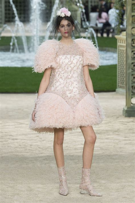 Whats New This Week At Style Couture In The City Fashion by Kaia Gerber Walks Chanel Haute Couture Show