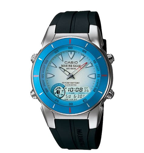 I Gear Original Water Resist 100m other watches casio marine gear chrono 100m auto