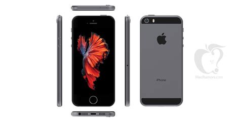 5 iphone se iphone 5se a new 4 inch iphone for 2016