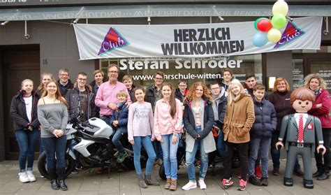 Motorrad Club Witten by Richtig Abfahren Mit Dem Eigenen F 252 Hrerschein