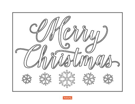 christmas coloring pages  kids shutterfly