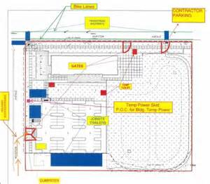 construction site plan guest bpa certificate student blogger blog entry 2 joint course projects encouraging