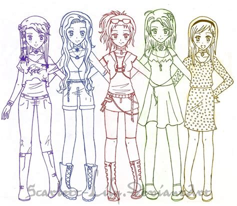 magna doodle drawings on friends best friends forever by on deviantart