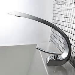 contemporary one handle one and cold water