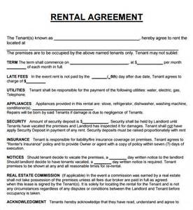 lease agreement template vnzgames