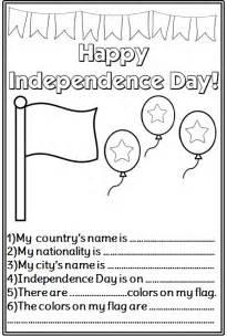 Independence Worksheet all worksheets 187 independence day worksheets printable