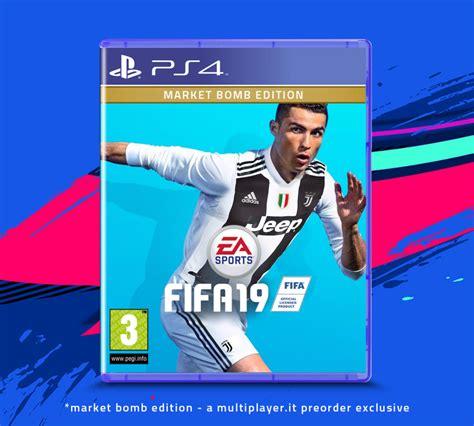 ronaldo juventus fifa 18 fifa 19 la copertina con cristiano ronaldo alla juve secondo noi multiplayer it