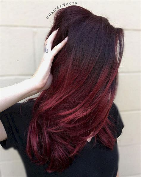 dyed hairstyles for brunettes the best and stunning dyed hair ideas for brunettes no 12
