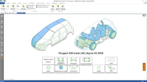 logiciel garage automobile gratuit logiciel chiffrage carrosserie gratuit ides