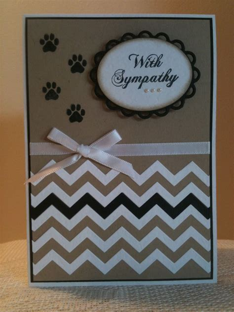 pet sympathy card template 17 best images about card ideas sympathy on