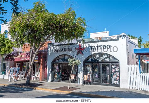 tattoo shops key west shops stock photos shops stock images alamy