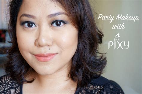 tutorial makeup natural pixy tutorial party makeup with pixy cosmetics project vanity
