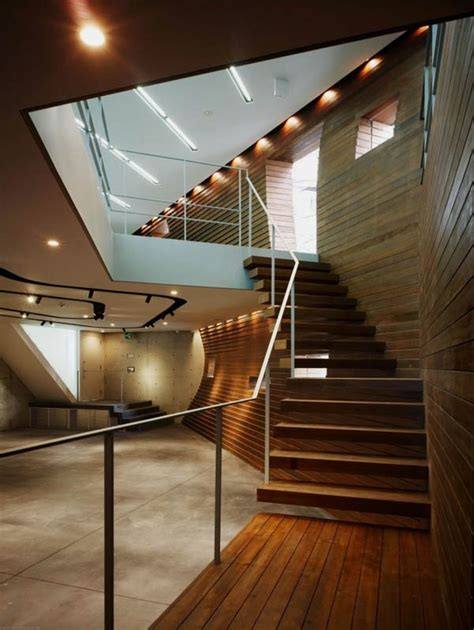 office stairs design elegant office building marked in curvaceous opening