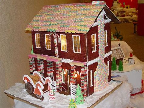 christmas gingerbread house to buy custom gallery christmas gingerbread house
