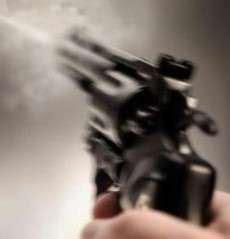 Lu Tembak Motor polisi tembak 3 anggota sindikat pencuri motor di binjai sumut